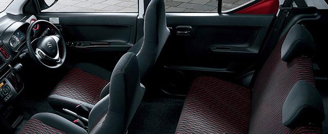 新型アルト・ターボRS【ALTO TURBO RS】大特価ナビパッケージご用意しました。