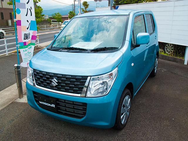 【お買い得車】スズキ・ワゴンR FX 2WD-CVT【SUZUKI・WAGON-R】