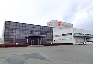 日本ハムファクトリー静岡工場